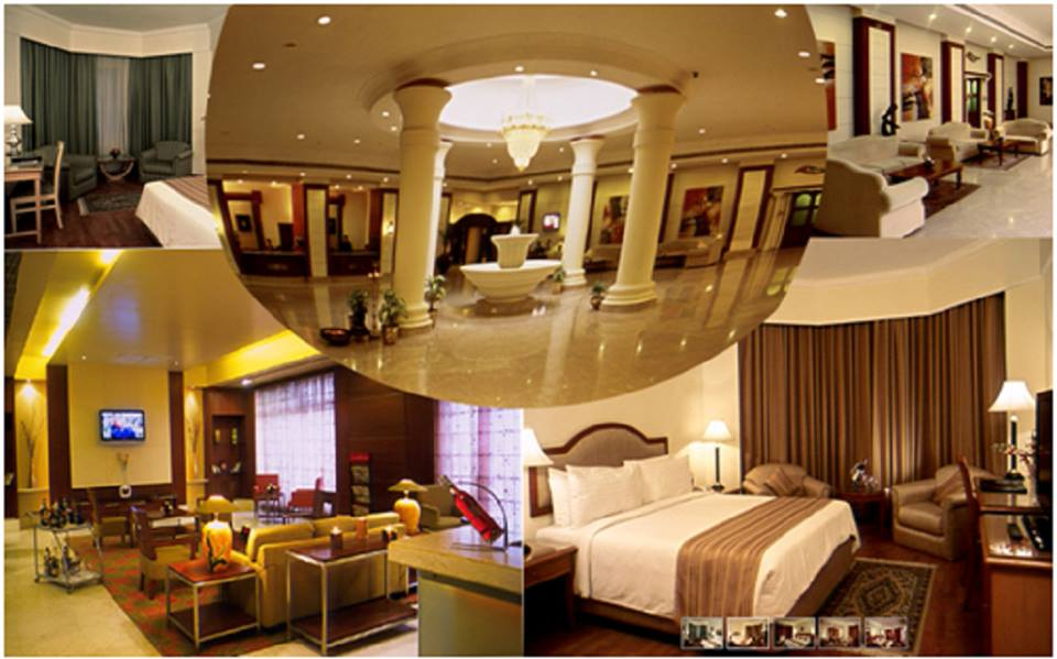 Get admired by the ambience of our Hotel