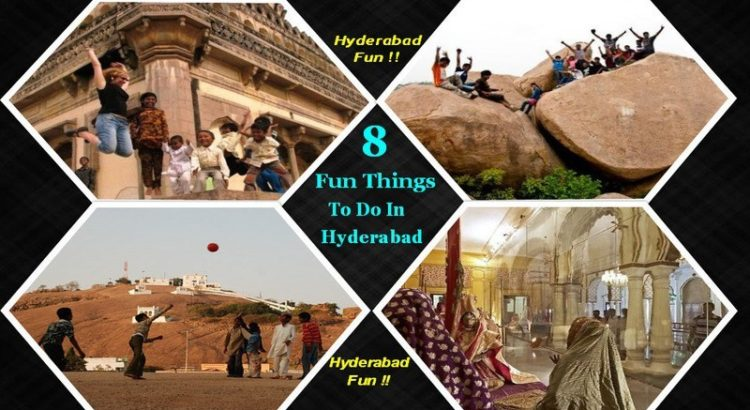 fun things to do in Hyderabad
