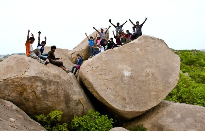 places in Hyderabad for fun