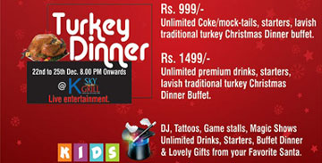 lunch buffets in hyderabad
