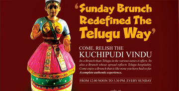 Sunday Brunch - Restaurants in Hyderabad