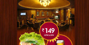 buffet restaurants in hyderabad